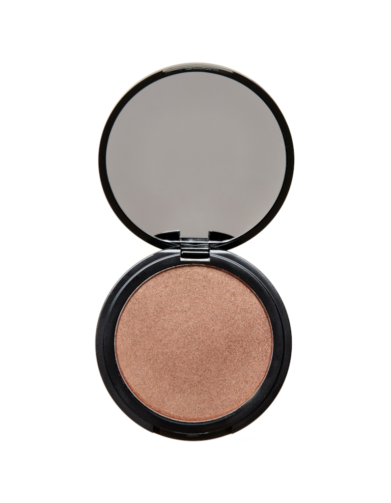 HYDROPHOBIC SOFT GLOW AND NATURAL TAN BRONZER